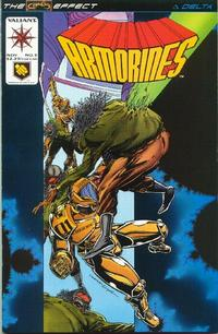 Cover Thumbnail for Armorines (Acclaim / Valiant, 1994 series) #5
