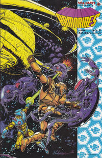 Cover Thumbnail for Armorines (Acclaim / Valiant, 1994 series) #7