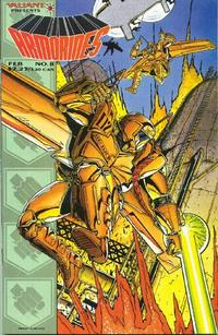 Cover Thumbnail for Armorines (Acclaim / Valiant, 1994 series) #8