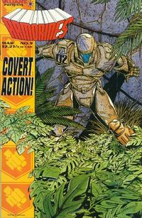 Cover Thumbnail for Armorines (Acclaim / Valiant, 1994 series) #9