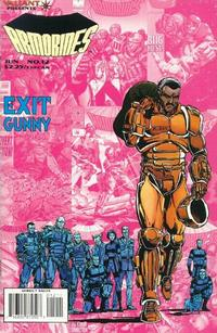 Cover Thumbnail for Armorines (Acclaim / Valiant, 1994 series) #12