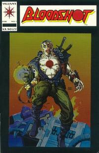 Cover Thumbnail for Bloodshot (Acclaim / Valiant, 1993 series) #1