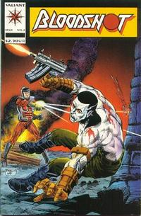 Cover Thumbnail for Bloodshot (Acclaim / Valiant, 1993 series) #2