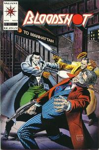Cover Thumbnail for Bloodshot (Acclaim / Valiant, 1993 series) #3