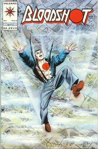 Cover Thumbnail for Bloodshot (Acclaim / Valiant, 1993 series) #6