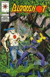 Cover Thumbnail for Bloodshot (Acclaim / Valiant, 1993 series) #7