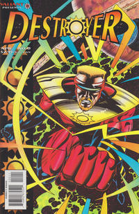 Cover Thumbnail for Destroyer (Acclaim / Valiant, 1995 series) #1 (0) [Direct]
