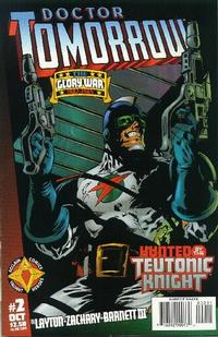 Cover for Dr. Tomorrow (Acclaim / Valiant, 1997 series) #2
