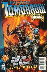 Cover Thumbnail for Dr. Tomorrow (Acclaim / Valiant, 1997 series) #3