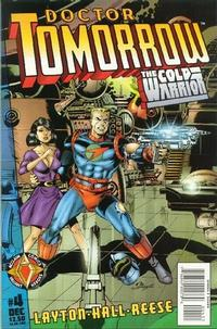 Cover Thumbnail for Dr. Tomorrow (Acclaim / Valiant, 1997 series) #4