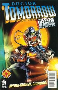 Cover Thumbnail for Dr. Tomorrow (Acclaim / Valiant, 1997 series) #6
