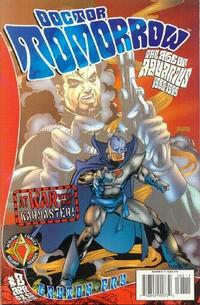 Cover Thumbnail for Dr. Tomorrow (Acclaim / Valiant, 1997 series) #8