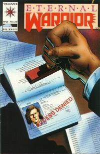 Cover Thumbnail for Eternal Warrior (Acclaim / Valiant, 1992 series) #20