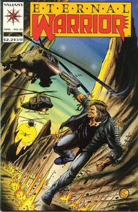Cover Thumbnail for Eternal Warrior (Acclaim / Valiant, 1992 series) #21