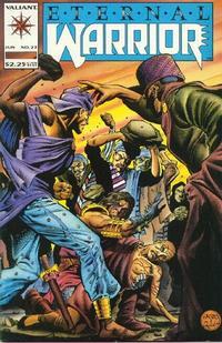 Cover Thumbnail for Eternal Warrior (Acclaim / Valiant, 1992 series) #23