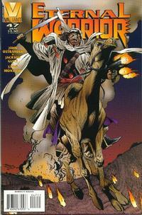 Cover Thumbnail for Eternal Warrior (Acclaim / Valiant, 1992 series) #47
