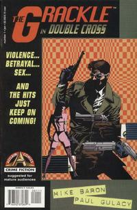 Cover Thumbnail for The Grackle (Acclaim / Valiant, 1997 series) #1