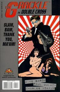 Cover Thumbnail for The Grackle (Acclaim / Valiant, 1997 series) #4
