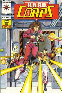 Cover Thumbnail for The H.A.R.D. Corps (Acclaim / Valiant, 1992 series) #8