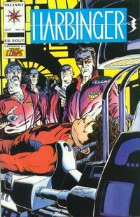 Cover Thumbnail for Harbinger (Acclaim / Valiant, 1992 series) #11