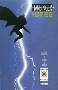 Cover Thumbnail for Harbinger (Acclaim / Valiant, 1992 series) #13
