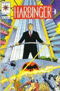 Cover Thumbnail for Harbinger (Acclaim / Valiant, 1992 series) #15