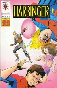 Cover Thumbnail for Harbinger (Acclaim / Valiant, 1992 series) #18