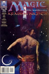 Cover Thumbnail for Arabian Nights on the World of Magic: The Gathering (Acclaim / Valiant, 1995 series) #1