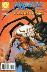 Cover Thumbnail for Magic: The Gathering -- The Shadow Mage (Acclaim / Valiant, 1995 series) #2