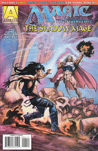 Cover Thumbnail for Magic: The Gathering -- The Shadow Mage (Acclaim / Valiant, 1995 series) #4