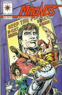 Cover Thumbnail for Magnus Robot Fighter (Acclaim / Valiant, 1991 series) #39