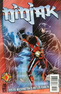 Cover Thumbnail for Ninjak (Acclaim / Valiant, 1997 series) #10