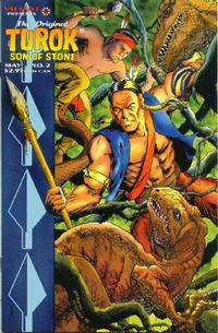 Cover Thumbnail for The Original Turok, Son of Stone (Acclaim / Valiant, 1995 series) #2