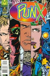 Cover Thumbnail for Punx (Acclaim / Valiant, 1995 series) #2