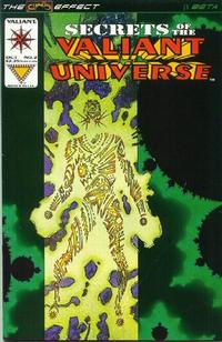 Cover Thumbnail for Secrets of the Valiant Universe (Acclaim / Valiant, 1994 series) #2