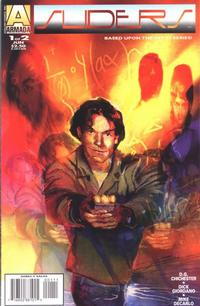 Cover Thumbnail for Sliders (Acclaim / Valiant, 1996 series) #1