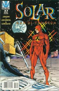 Cover Thumbnail for Solar, Man of the Atom (Acclaim / Valiant, 1991 series) #51