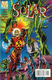 Cover Thumbnail for Solar, Man of the Atom (Acclaim / Valiant, 1991 series) #53