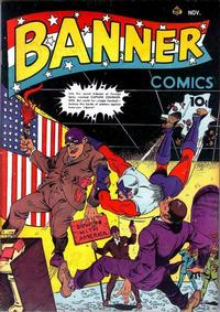 Cover Thumbnail for Banner Comics (Ace Magazines, 1941 series) #4