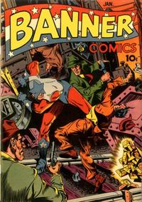 Cover Thumbnail for Banner Comics (Ace Magazines, 1941 series) #5