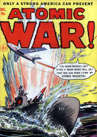 Cover Thumbnail for Atomic War! (Ace Magazines, 1952 series) #2