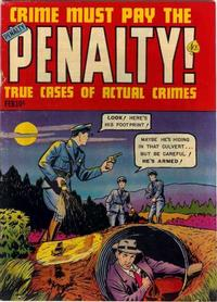 Cover Thumbnail for Crime Must Pay the Penalty (Ace Magazines, 1948 series) #24