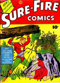 Cover Thumbnail for Sure-Fire Comics (Ace Magazines, 1940 series) #v1#1