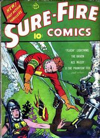 Cover Thumbnail for Sure-Fire Comics (Ace Magazines, 1940 series) #v1#2