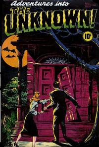 Cover Thumbnail for Adventures into the Unknown (American Comics Group, 1948 series) #1