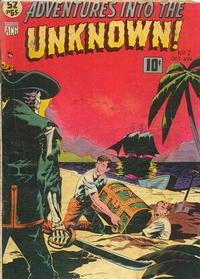 Cover Thumbnail for Adventures into the Unknown (American Comics Group, 1948 series) #7