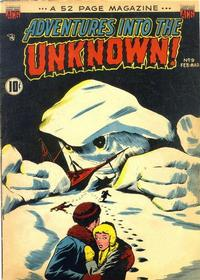 Cover Thumbnail for Adventures into the Unknown (American Comics Group, 1948 series) #9