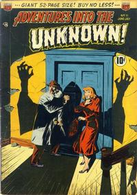 Cover Thumbnail for Adventures into the Unknown (American Comics Group, 1948 series) #11