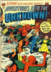 Cover Thumbnail for Adventures into the Unknown (American Comics Group, 1948 series) #15