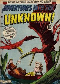 Cover Thumbnail for Adventures into the Unknown (American Comics Group, 1948 series) #17